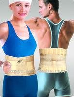 Nylon Stretching Compression magnetic Sports Waist Support waist belt
