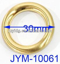 zinc alloy O ring,bag hardware