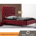 yüksek başlık yatak tasarımı
