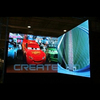 P16 outdoor video advertising screen/full color led display with CE,FCC,ROHS