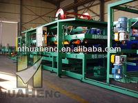 FH-6A colored steel sheet sandwich panel production line manufacturer
