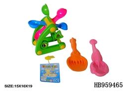 Lovely Children Top Sale Summer Plastic Beach Toy