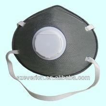 NIOSH 95 Good Quality Actived Carbon And Breath Valve Dust Mask