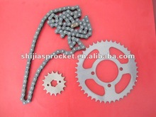 competitive price motorcycle sprocket and chain kit/ A3(1023) Standard Motorcycle Sprockets and Chains