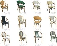 Outside Rattan Handmade Club Bistro Chair