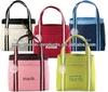 customized foldable reusable canvas bag shopping