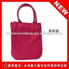 2012 latest canvas bag canvas bag