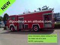ขายรถบรรทุกหนักsteyrกู้ภัยน้ำถังดับเพลิงรถบรรทุกสำหรับการขายประเภทของรถดับเพลิง0086-13635733504
