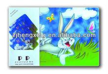 2012 new style cartoon placemat coaster set