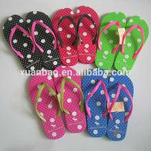 guangzhou 2014 New fashion eva hawaii slippers
