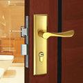 Mango de aleación de Zinc cerradura de la puerta para sala de