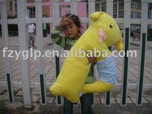 Dog plush animal toy pillow