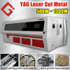 500W ~ 1300W YAG Metal Laser Cutting Machine Price