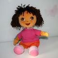 Dora la exploradora de juguetes de peluche, de peluche dora la muñeca