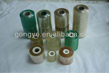 PVC green plastic core stretch wire film/Electrical wire film