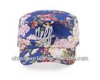 lady fashion military hat army hat pattern