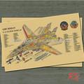 alta qualidade do cartaz de impressão de cartões para eventos