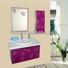 Bright Color luxury Bathroom Furniture P10048G