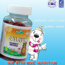 High Quality Calcium Gummy made in China