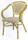 Outdoor Furniture White Rattan Chair