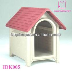 Outside Pet Plastic Kennel New Plastic Dog House