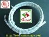 UL 3071 Silicone Rubber Fiberglass Braided Insulation Wire