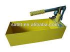 simplex manual hydraulic test pump SY-25XX-2