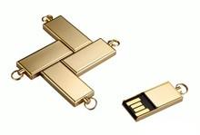 Real capacity Promotion customized logo metal mini usb flash drive,1gb,2gb,4gb,8gb,16gb,32gb