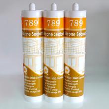 High quality 789 weatherproof silicone sealant
