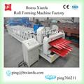 baixo custo de azulejos e telhas trapezoidal roll dá forma à máquina