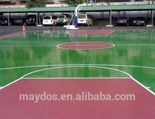 Maydos JD-2000 Self Leveling Dustfree Epoxy Resin Liquid Epoxy Factory Concrete Flooring Paint