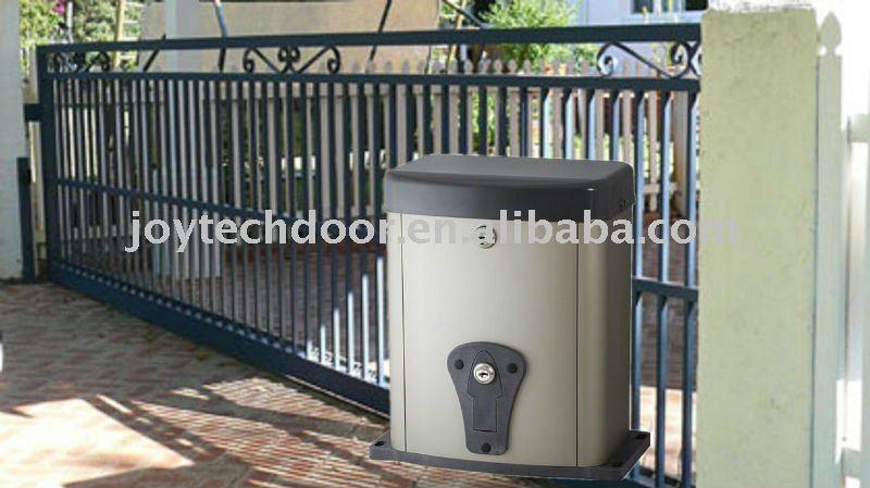 Remote Contol Sliding Gate Motor Py500ac Automatic Gate