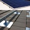 Shingled Asphalt Mounting Rack,off-grid solar panel installation,shingle roof mount solar panels