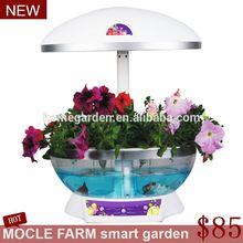 cheap tall silver & brown glass handmade mosaic flower vase