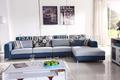 Turkish style möbel/heißer verkauf Büro stoff Sofa/foshan möbel sofagarnitur 8180a