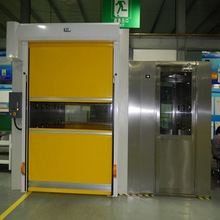 YJ-S Clean Room Air Shower for Personnel and Cargo/goods