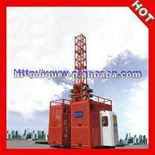 2015 Hot Sale 2000KG Construction Hoist With Cage