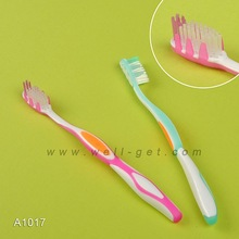 OEM Accepted Daily Needs Single Use Adult Tooth brush A1017