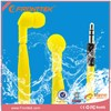 2014 new arrival fashional colorful earphone for iphone 5 as promotion,earphone with stereo and noise cancellingmetal