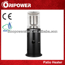 AGA, CE Approved Black Area Gas Heater
