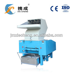 Half-automatic plastic film crusher machine for wast recycling