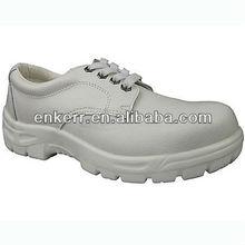 super fiber white safety shoes