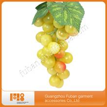 Natale decorazioni/frutta artificiale/plastica uve fabbriche