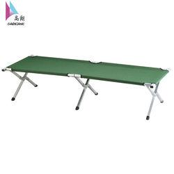 2013 hot seller!!!! folding beach bed GXB-006 / foldilng military bed
