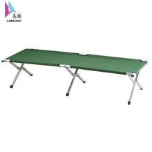 2015 hot seller!!!! folding beach bed GXB-006 / foldilng military bed