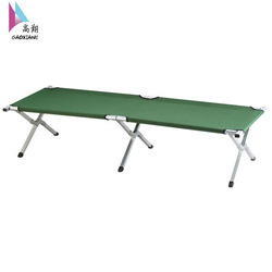 2015 hot seller!!!! folding beach bed GXB-006 / foldilng military bed