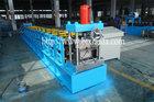 Hydraulic Cutting Full Automatic Z Purlin Roll Forming Machine