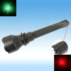 Brinyte high power Cree led hunting lights with multi beam color LED Flashlight