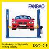 two post hydraulic car maintenance auto lift hoist