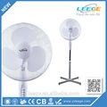 Cruz fs40-24 base 2014 caliente de la venta del fabricante de china estándar 16 pulgadas baratos eléctrico del ventilador de pie